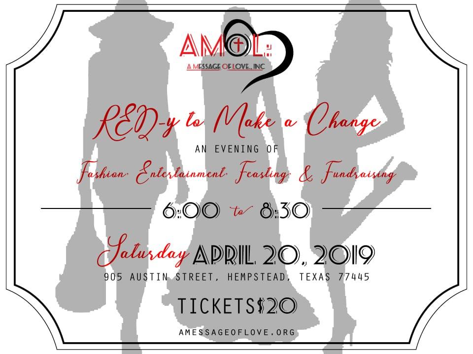 AMOL Annual Fundraiser
